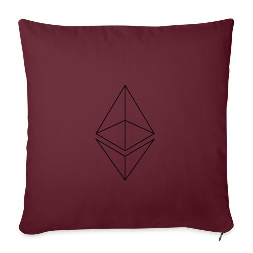 Ethereum - Sohvatyynyn päällinen 45 x 45 cm