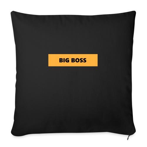 BIG BOSS - Sohvatyynyn päällinen 45 x 45 cm