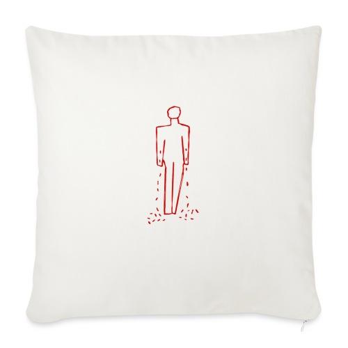 badge2 - Sofa pillowcase 17,3'' x 17,3'' (45 x 45 cm)