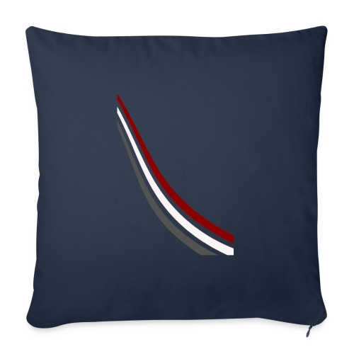 stripes shirt png - Sierkussenhoes, 45 x 45 cm