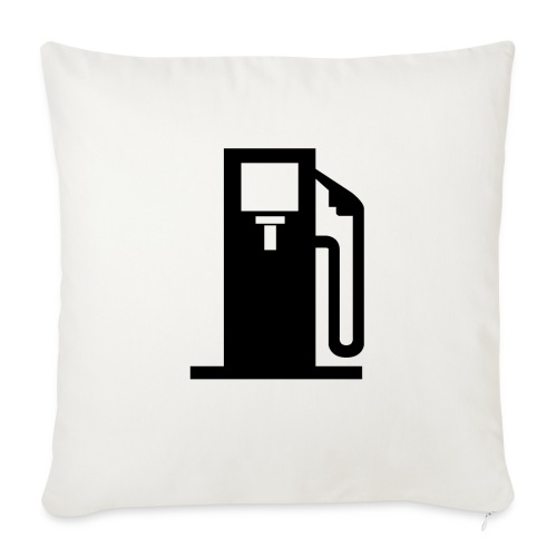 T pump - Sofa pillowcase 17,3'' x 17,3'' (45 x 45 cm)