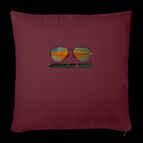Summer 2020 Beach Vacation Sunglasses - Sofakissenbezug 44 x 44 cm