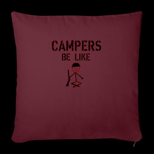 Camper Gaming - Sofakissenbezug 44 x 44 cm
