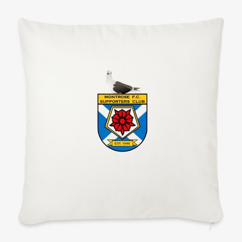 Montrose FC Supporters Club Seagull - Sofa pillow cover 44 x 44 cm
