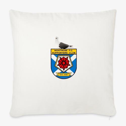Montrose FC Supporters Club Seagull - Sofa pillowcase 17,3'' x 17,3'' (45 x 45 cm)