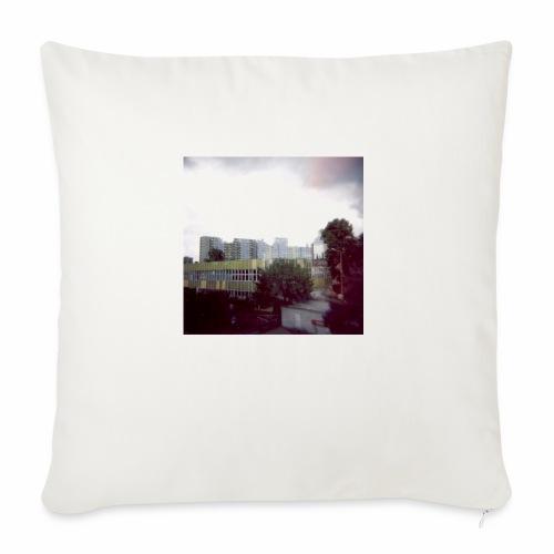 Original Artist design * Blocks - Sofa pillowcase 17,3'' x 17,3'' (45 x 45 cm)