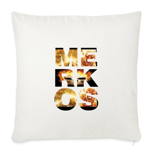 MERKOS FIRE DESIGN - Funda de cojín, 45 x 45 cm