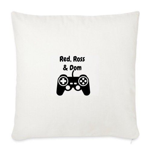 Red, Ross & Dom Accessories - Sofa pillowcase 17,3'' x 17,3'' (45 x 45 cm)