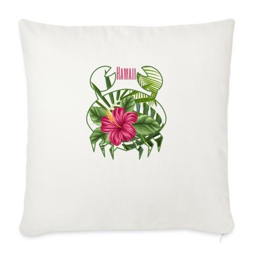 Granchio hawaiano - Copricuscino per divano, 45 x 45 cm