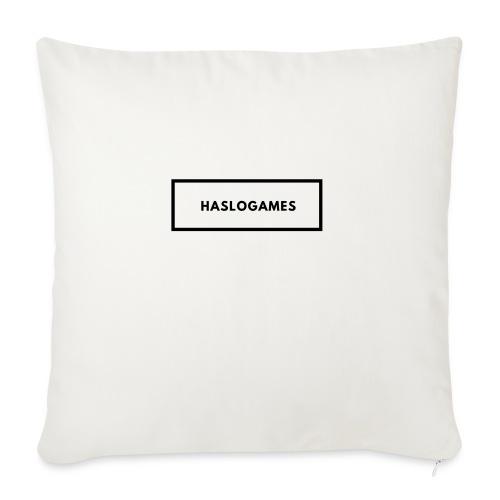 HasloGames White/Black edition! - Sierkussenhoes, 45 x 45 cm