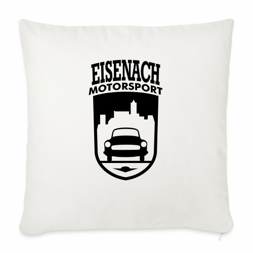 Wartburg Motorsport Eisenach Coat of Arms - Sofa pillowcase 17,3'' x 17,3'' (45 x 45 cm)