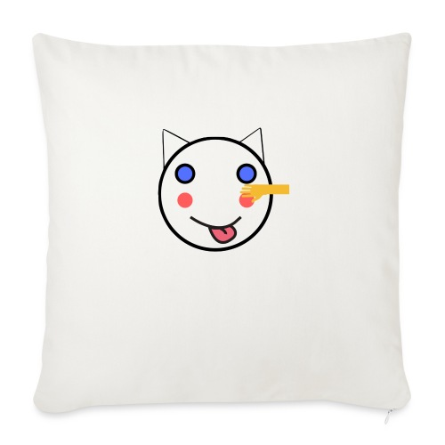 Alf Da Cat - Friend - Sofa pillowcase 17,3'' x 17,3'' (45 x 45 cm)