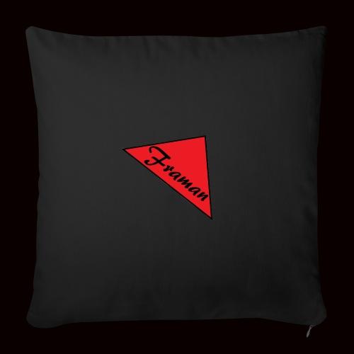 Framan - Copricuscino per divano, 45 x 45 cm