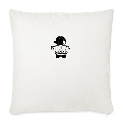 kool nerd - Sofa pillowcase 17,3'' x 17,3'' (45 x 45 cm)