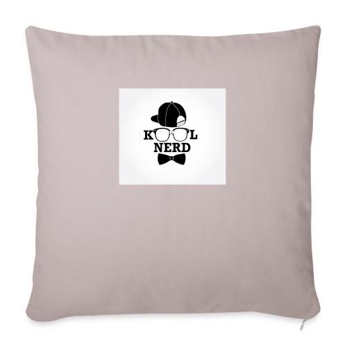 kool nerd - Sofa pillow cover 44 x 44 cm