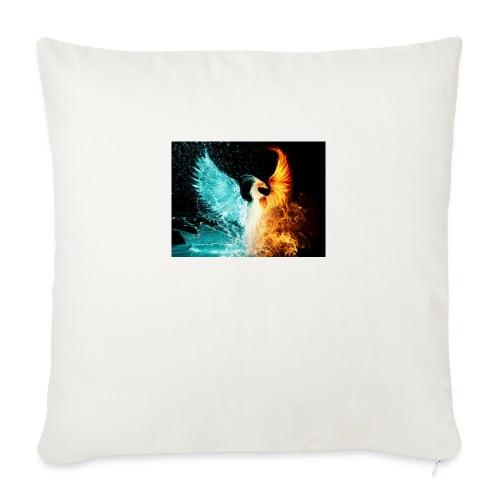 Elemental phoenix - Sofa pillowcase 17,3'' x 17,3'' (45 x 45 cm)