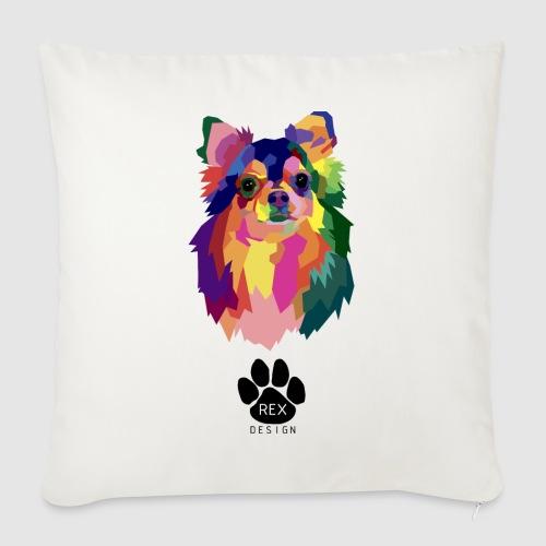 Oh Chihuahua - Sofa pillowcase 17,3'' x 17,3'' (45 x 45 cm)