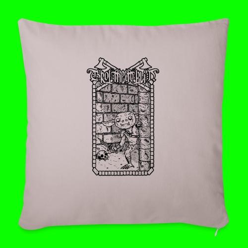 Return to the Dungeon - Sofa pillowcase 17,3'' x 17,3'' (45 x 45 cm)