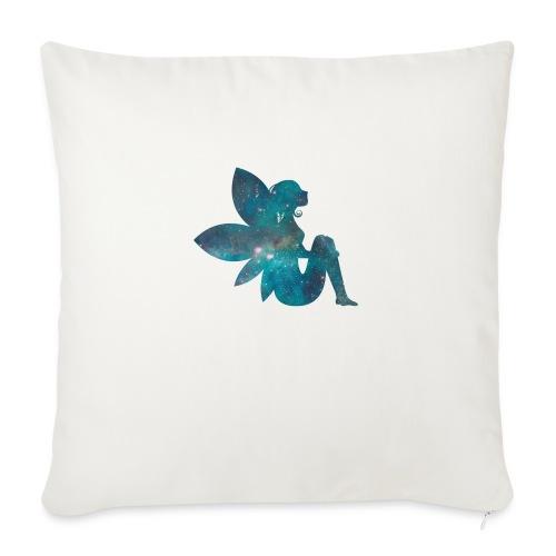 Blue fairy - Sofaputetrekk 45 x 45 cm