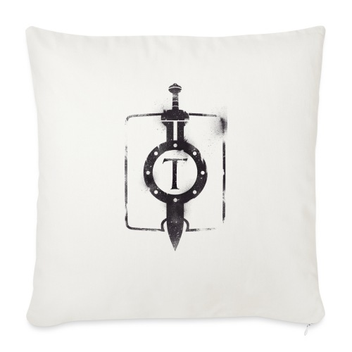travian_legends_shield_b - Sofa pillowcase 17,3'' x 17,3'' (45 x 45 cm)