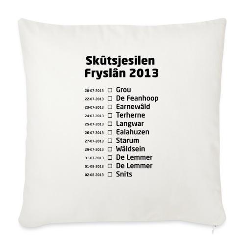 Skutsjesilen Fryslan - Sierkussenhoes, 45 x 45 cm