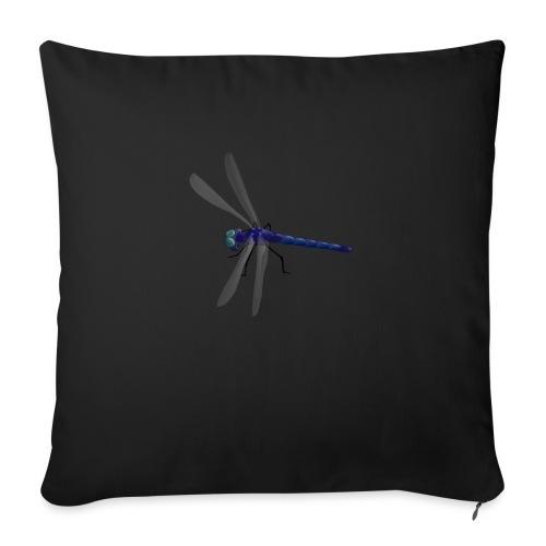 Dragonfly - Funda de cojín, 45 x 45 cm