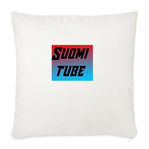SuomiTube - Sohvatyynyn päällinen 45 x 45 cm