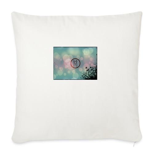Llama Coin - Sofa pillowcase 17,3'' x 17,3'' (45 x 45 cm)