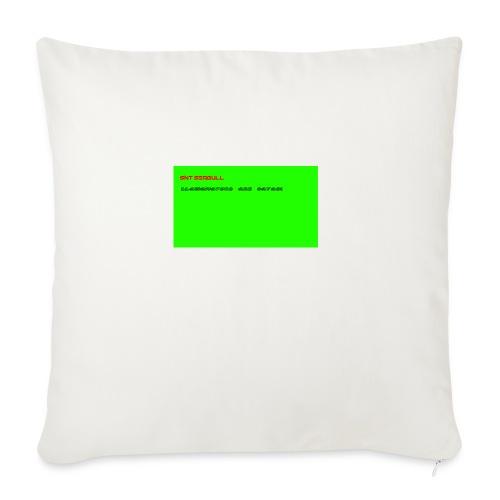LLAMANATORS = SAVAGE - Sofa pillowcase 17,3'' x 17,3'' (45 x 45 cm)