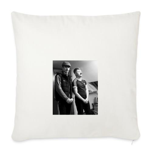 El Patron y Don Jay - Sofa pillowcase 17,3'' x 17,3'' (45 x 45 cm)