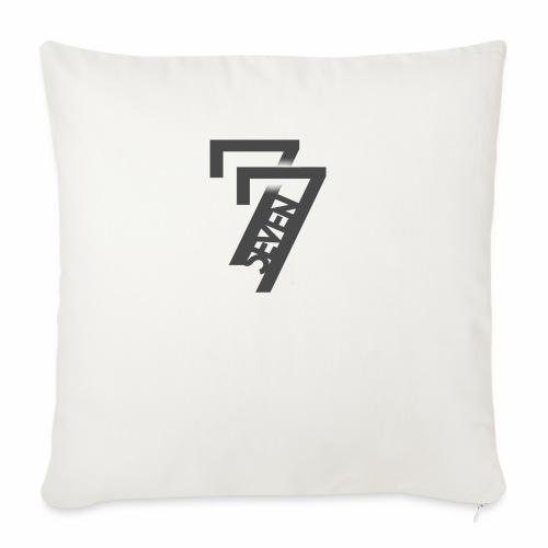 77 - Sofa pillowcase 17,3'' x 17,3'' (45 x 45 cm)