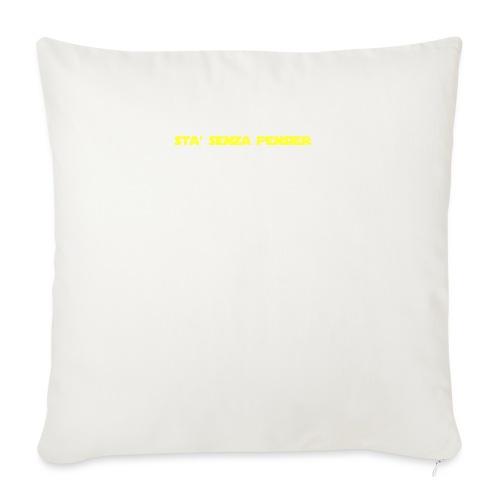 UVSMF - Copricuscino per divano, 45 x 45 cm
