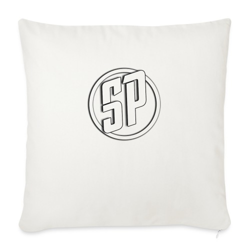 SPLogo - Sofa pillowcase 17,3'' x 17,3'' (45 x 45 cm)