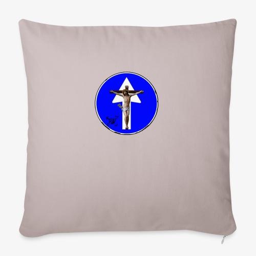 Gesù - Copricuscino per divano, 45 x 45 cm