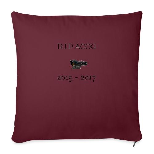 R.I.P ACOG 2015-2017 Collection - Sofa pillowcase 17,3'' x 17,3'' (45 x 45 cm)