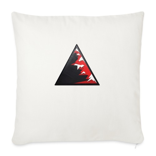 Climb high as a mountains to achieve high - Sofa pillowcase 17,3'' x 17,3'' (45 x 45 cm)