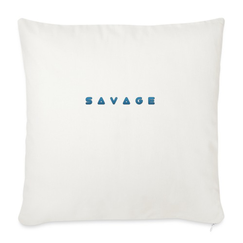 savage - Sofakissenbezug 44 x 44 cm