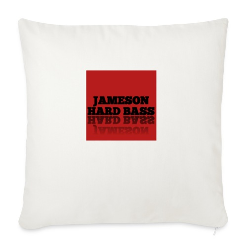 JAMESON HARD BASS - Poszewka na poduszkę 45 x 45 cm