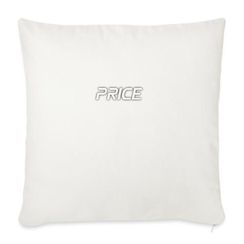 PRICE - Sofa pillowcase 17,3'' x 17,3'' (45 x 45 cm)