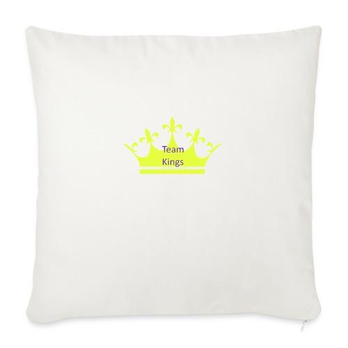 Team King Crown - Sofa pillowcase 17,3'' x 17,3'' (45 x 45 cm)