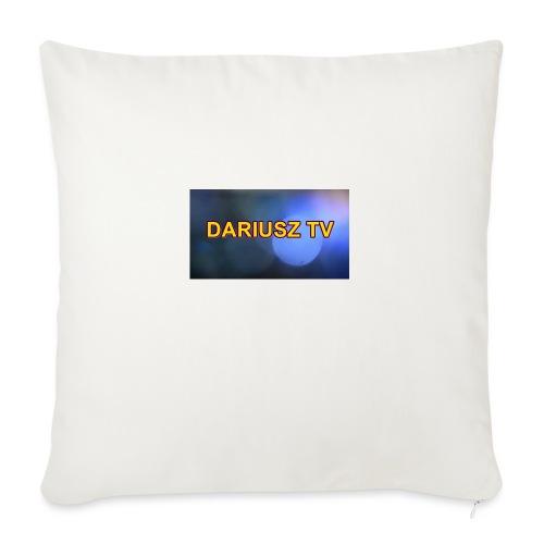 DARIUSZ TV - Poszewka na poduszkę 45 x 45 cm