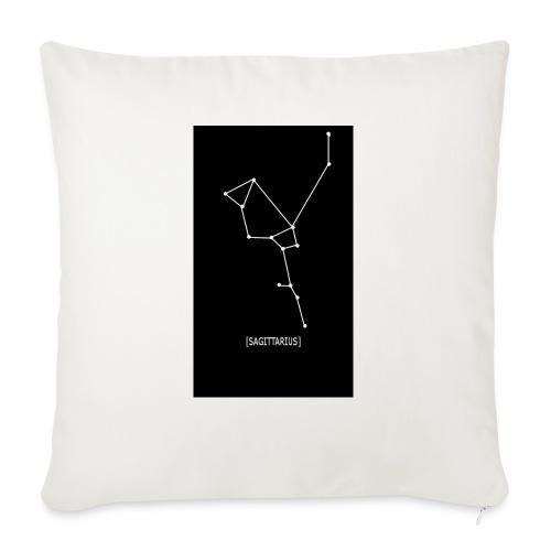 SAGITTARIUS EDIT - Sofa pillowcase 17,3'' x 17,3'' (45 x 45 cm)