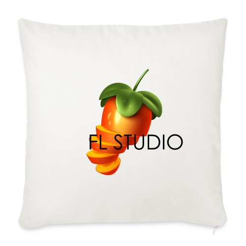 Sliced Sweaty Fruit - Sofa pillowcase 17,3'' x 17,3'' (45 x 45 cm)