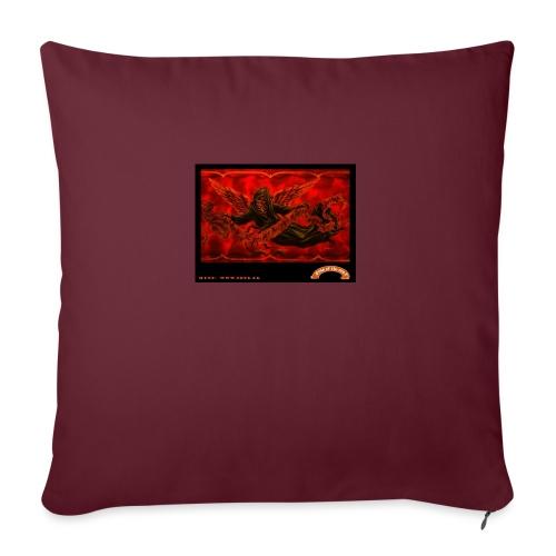destiny - Housse de coussin décorative 45x 45cm