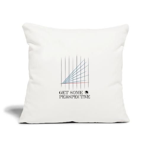 Get Some Perspective - Sofa pillowcase 17,3'' x 17,3'' (45 x 45 cm)