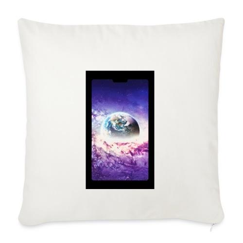 Univers - Housse de coussin décorative 45x 45cm