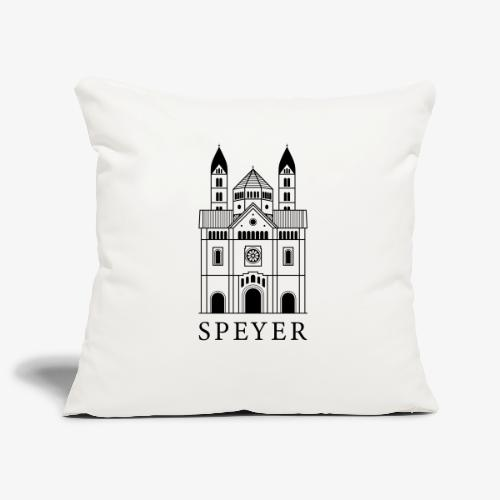 Speyer - Dom - Classic Font - Sofakissenbezug 44 x 44 cm