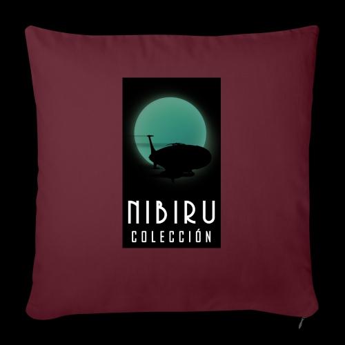 colección Nibiru - Funda de cojín, 45 x 45 cm