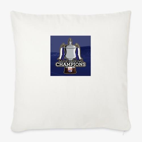 MFC Champions 2017/18 - Sofa pillowcase 17,3'' x 17,3'' (45 x 45 cm)