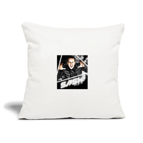 SASH! ***Scream Live Dj Set*** - Sofa pillowcase 17,3'' x 17,3'' (45 x 45 cm)